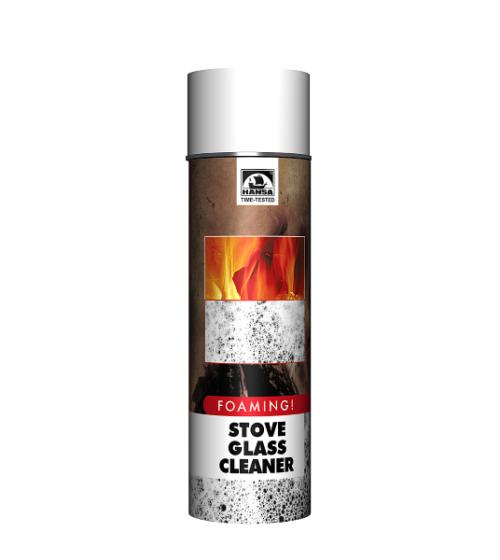Pena Ultimate za čiščenje kaminskega stekla 500ml